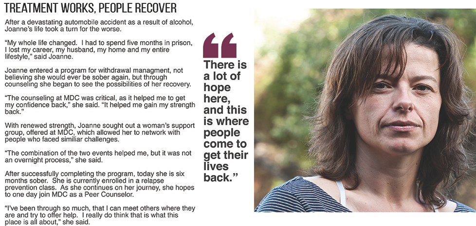 Treatment Works, People Recover